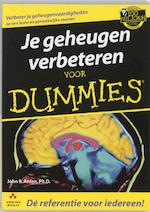 Je geheugen verbeteren voor Dummies - J.B. Arden (ISBN 9789043007702)