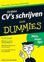 De kleine CV's schrijven voor Dummies - Joyce Lain Kennedy (ISBN 9789043023641)
