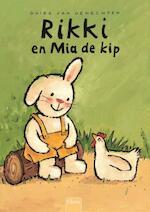 Rikki en Mia de kip - Guido Van Genechten (ISBN 9789044808100)