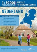 Digitale fietsrouteplanner (4 dvd's) / Nederland - Unknown (ISBN 9789077431078)
