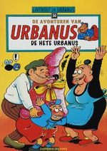 De hete Urbanus - Willy Linthout, Urbanus (ISBN 9789002202926)