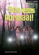 Doe normaal ! + lesbrief op www.eenvoudigcommuniceren.nl - Marian Hoefnagel