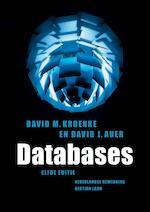 Databases - David M. Kroenke, David J. Auer (ISBN 9789043019873)