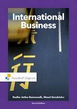 International business - Radha Jethu-Ramsoedh, Maud Hendrickx (ISBN 9789001850838)