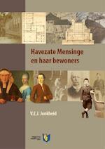 Havezate Mensinge en haar bewoners - Vincent Jonkheid (ISBN 9789491065989)