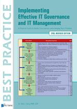 Implementing Effective IT Governance and IT Management - Gad J. Selig (ISBN 9789401805285)