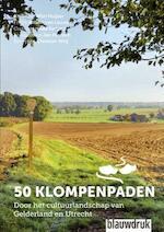 50 klompenpaden - Wim Huijser, Aad Eerland, Christian Weij (ISBN 9789075271867)