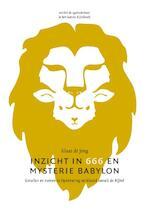 Inzicht in 666 en mysterie Babylon - Klaas de Jong (ISBN 9789081891493)