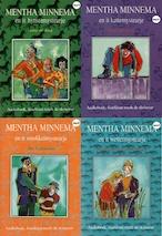 Mentha Minnema mystearjes searje 2 - Riemkje Hoogland-Pitstra, Anny de Jong, Jan Schotanus (ISBN 9789461496096)