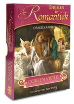 Engelen en romantiek orakelkaarten - Doreen Virtue (ISBN 9789085081753)