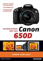 Fotograferen met een canon 650D - Jeroen Horlings (ISBN 9789043027076)