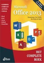 2013 - Peter Kassenaar, Wim de Groot, Wilfred de Feiter, Ronald Smit (ISBN 9789059406391)