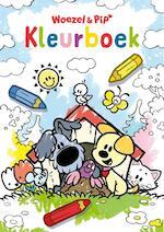 Kleurboek Woezel & Pip - Guusje Nederhorst
