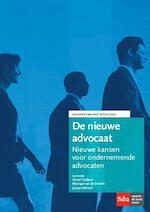 De nieuwe advocaat - Christ'l Dullaert (ISBN 9789012395892)