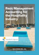 Basic management accounting for the hospitality industry - Michael N. Chibili (ISBN 9789001867331)