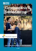 Geschiedenis en samenleving - Cees van der Kooij, Marjan de Groot-Reuvekamp (ISBN 9789001866389)