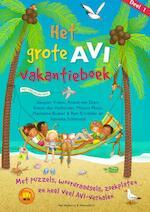 Het grote AVI vakantieboek (ISBN 9789000351138)