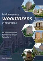 Middeleeuwse woontorens in Nederland - Taco Hermans (ISBN 9789087045869)
