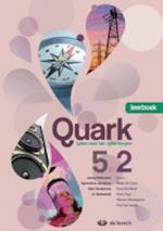 Quark 5.2 - leerboek - Jacky Hellemans, Geneviève Janssens, Nele Vandamme, Jo Vanhaecht (ISBN 9789045548999)