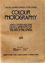 Colour Photography and Other Recent Developments of the Art of the Camera