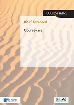 BiSL Advanced Courseware - René Sieders (ISBN 9789401801010)