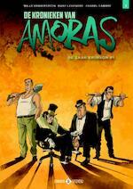 De kronieken van Amoras: De zaak Krimson 1