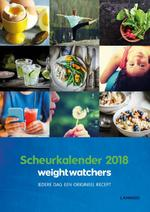 Weight Watchers scheurkalender 2018 - Weight Watchers (ISBN 9789401444118)