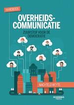 Handboek overheidscommunicatie - Machteld Weyts (ISBN 9789038225753)
