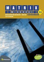 Matrix Wiskunde 3 Vectoren 5 uur Leerwerkboek - Unknown (ISBN 9789028961807)
