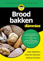 Brood bakken voor Dummies - Joke Reijnders (ISBN 9789045354774)
