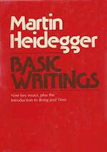 Basic Writings - Martin 1889 - 1976 Autor Heidegger (ISBN 9780060638450)