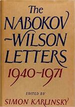 The Nabokov-Wilson letters - Vladimir Nabokov, Edmund Wilson, Simón Karlinsky (ISBN 9780060122621)