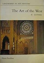 The Art of the West in the Middle Ages / II Gothic art - Henri Focillon (ISBN 9780714821009)