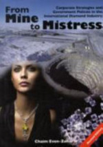 From Mine to Mistress - Chaim Even-Zohar (ISBN 9780954689322)