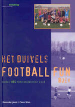 Het duivels football fun boek - Joost Desender, Gino Caen (ISBN 9789090161082)
