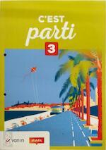 C'est parti 3 ASO - leerwerkschrift - (ISBN 9789030684855)