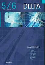 Delta 5/6 Kansrekenen (6/8 u) (incl. cd-rom) - P. E.A. Gevers (ISBN 9789030177609)