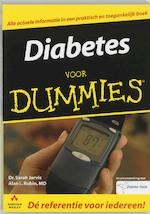 Diabetes voor Dummies - Sarah Jarvis, A.L. Rubin (ISBN 9789043011044)