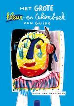 Het grote kleur- en tekenboek van Guido - Guido Van Genechten (ISBN 9789044812916)