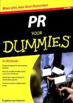 PR voor Dummies - Eugene van Haaren, Eugène van Haaren (ISBN 9789043022729)