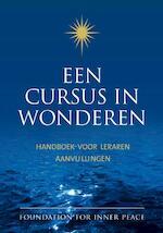 Een cursus in wonderen - Helen Schucman (ISBN 9789020211009)