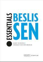 Beslissen - Marc Buelens (ISBN 9789020980165)