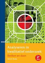 Analyseren in kwalitatief onderzoek