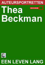 Thea Beckman - een leven lang - NPS Radio, Thea Beckman (ISBN 9789461499257)