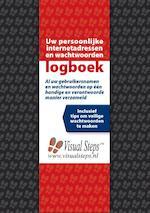 Uw persoonlijke internetadressen en wachtwoorden logboek (ISBN 9789059054011)