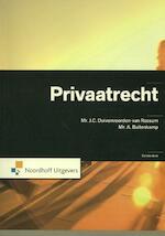 Privaatrecht - J.C. Duivenvoorden- van Rossum, A. Buitenkamp (ISBN 9789001830199)
