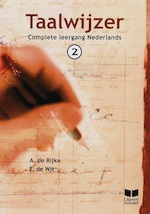 2 - A. de Rijke, T. de Wit (ISBN 9789041505729)
