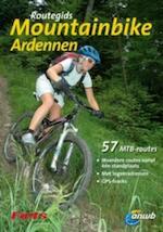 Routegids Mountainbike Ardennen - Klaas Zijlstra, Anwb (ISBN 9789018028657)