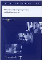 Het districtelijk opsporingsproces - R.M. Kouwenhoven, Roderik Kouwenhoven, R.J. Moree, P. van Beers, Paul van Beers (ISBN 9789035245143)