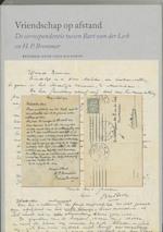 Een vriendschap op afstand - Bart van der Leck (ISBN 9789068682120)